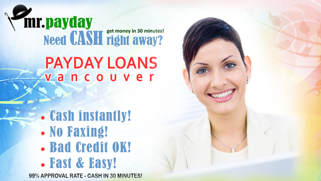British columbia payday loans
